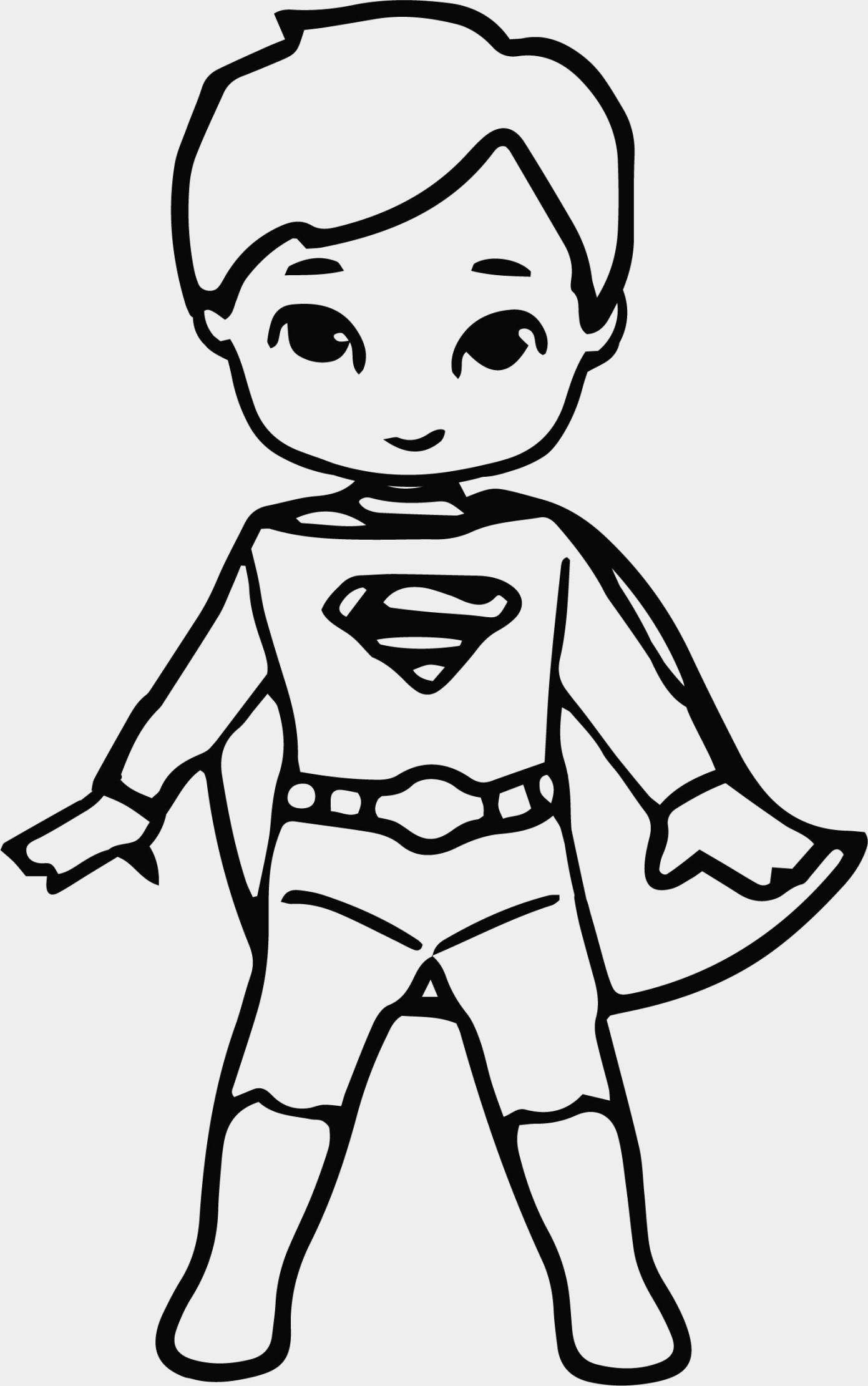 Cartoon Superman Drawing At Getdrawings