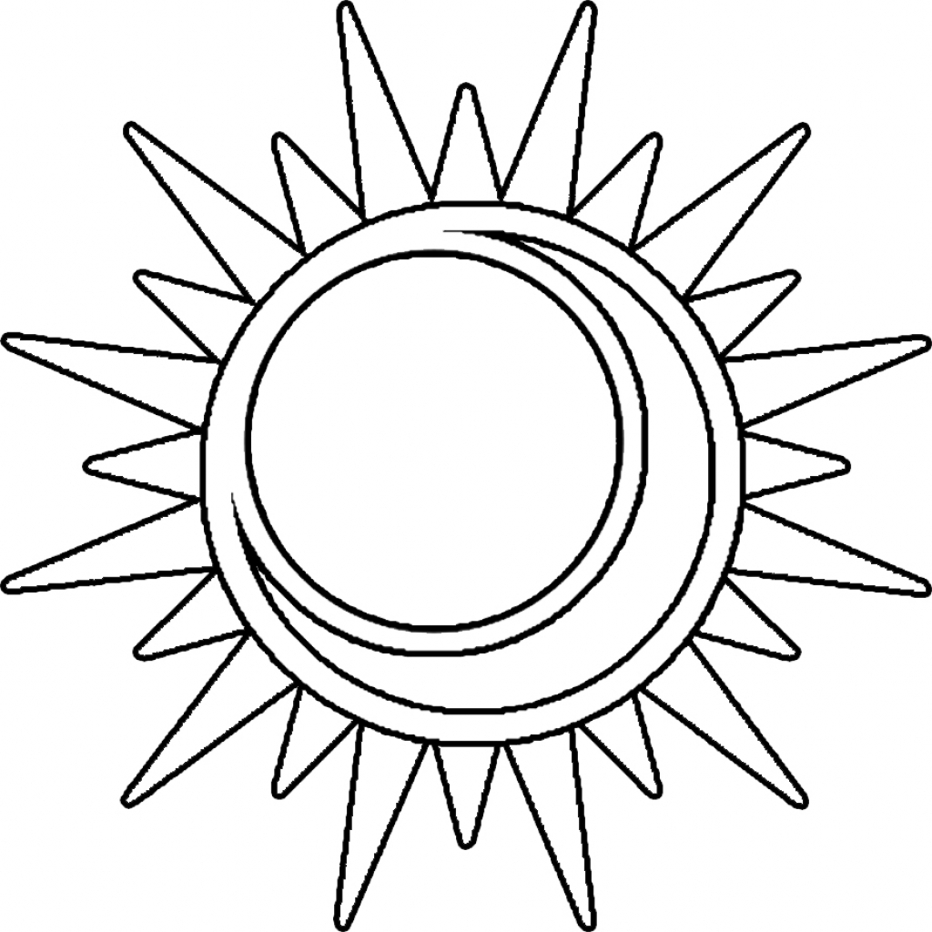 Celestial Sun And Moon Drawing At Getdrawings