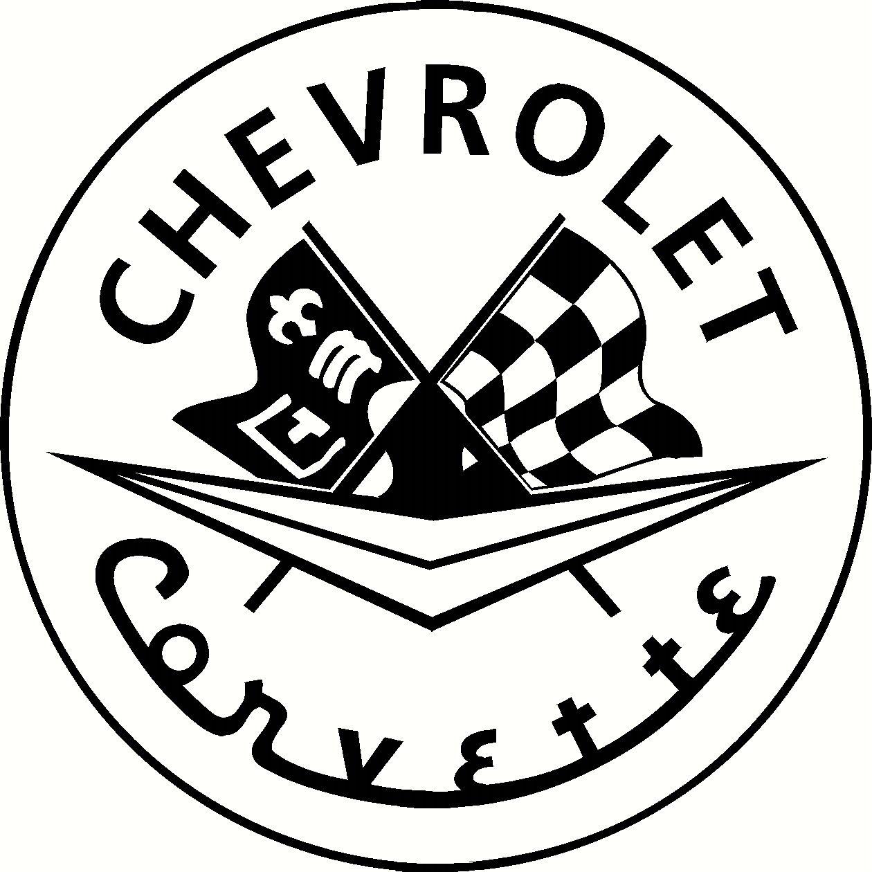Chevy Emblem Drawing At Getdrawings
