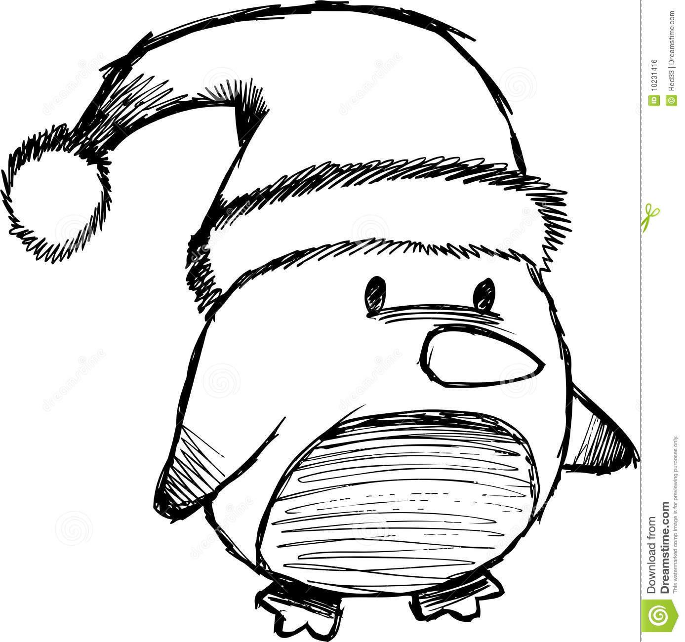 Christmas Clipart Drawing At Getdrawings