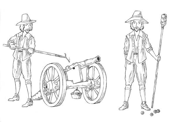 Civil War Soldier Drawing at GetDrawings.com   Free for ...