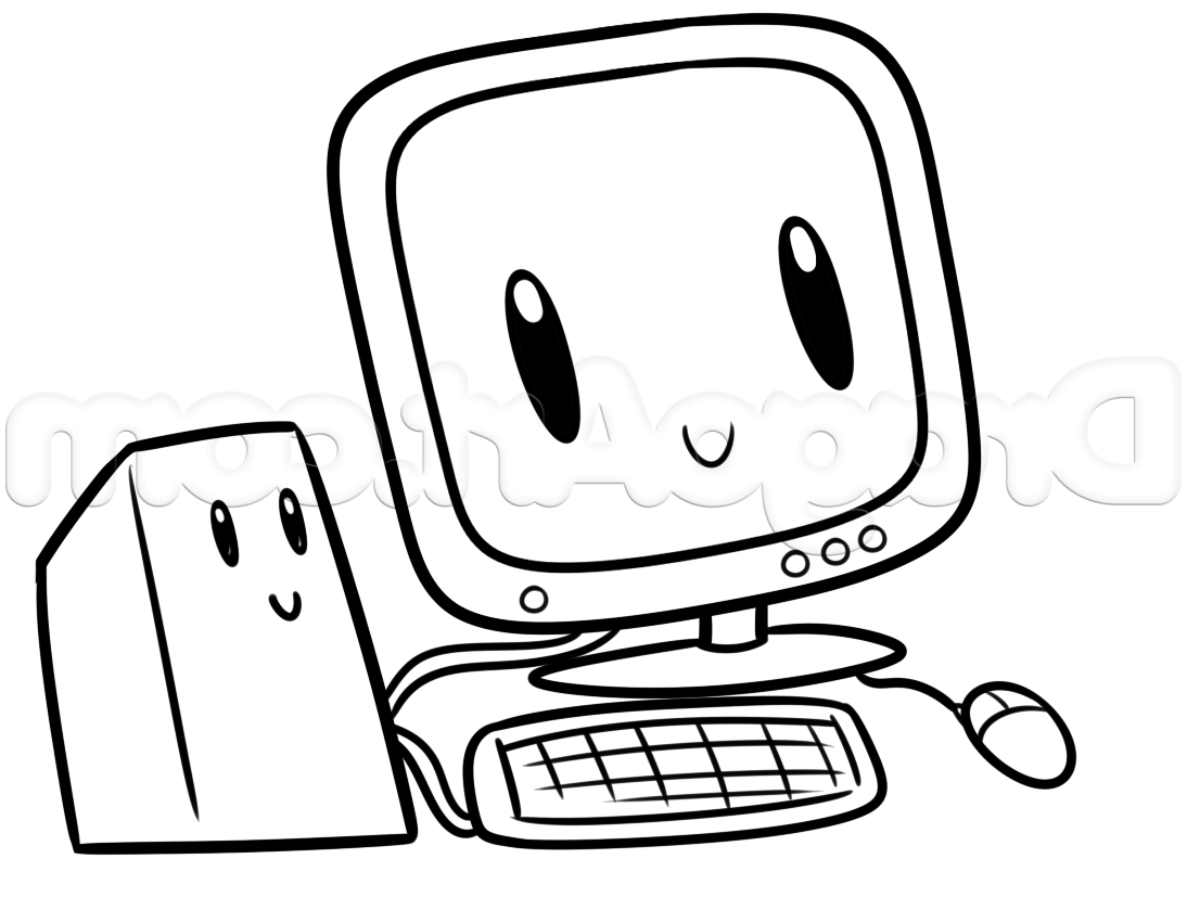 Computer Drawing Pictures At Getdrawings