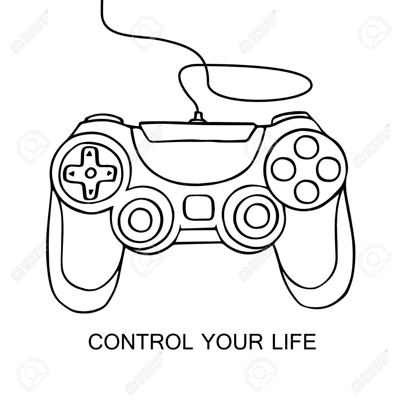 Controller Drawing At Getdrawings
