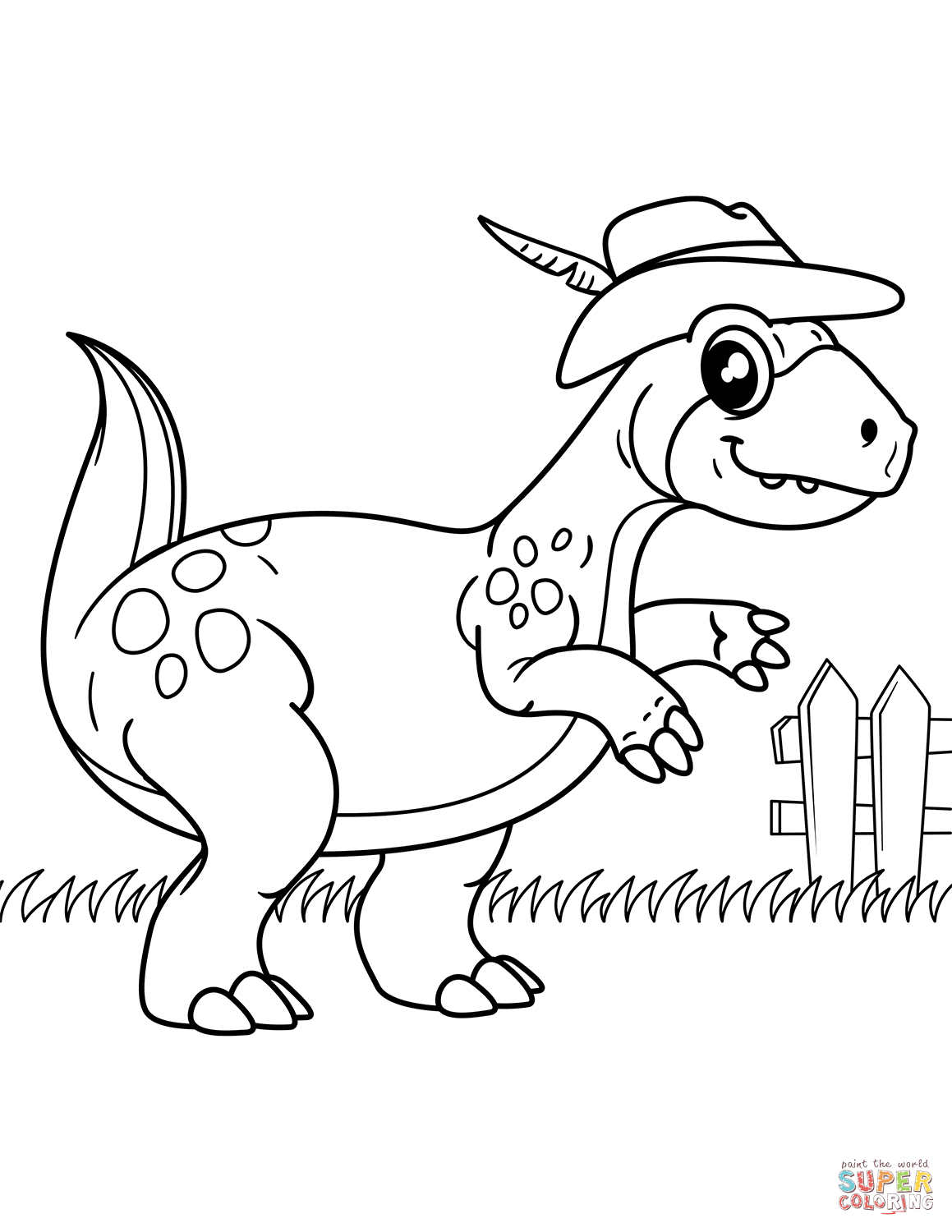 Cowgirl Hat Drawing At Getdrawings