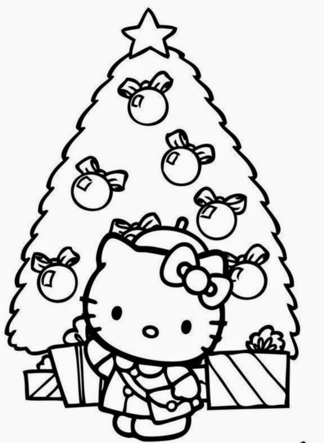 Cute Christmas Tree Drawing At Getdrawings