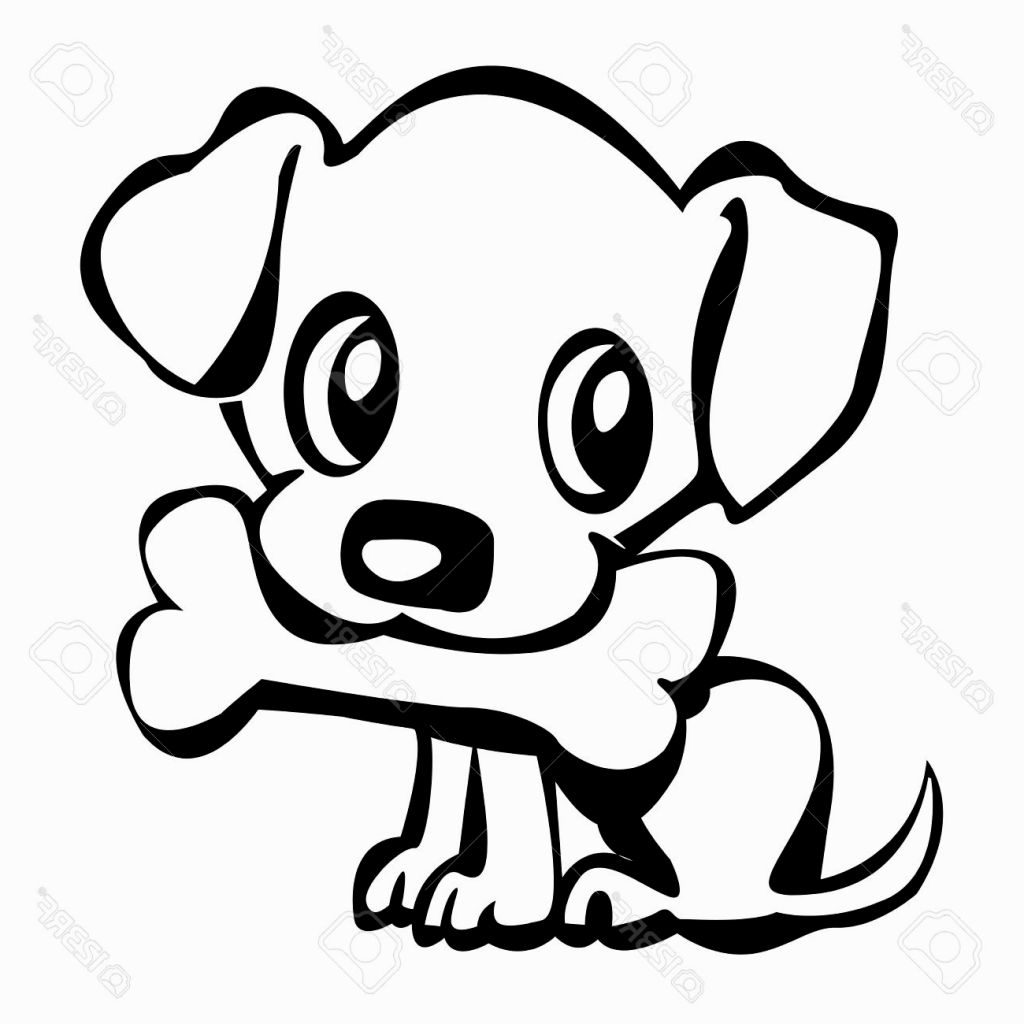 Cute Drawing Of A Puppy At Getdrawings