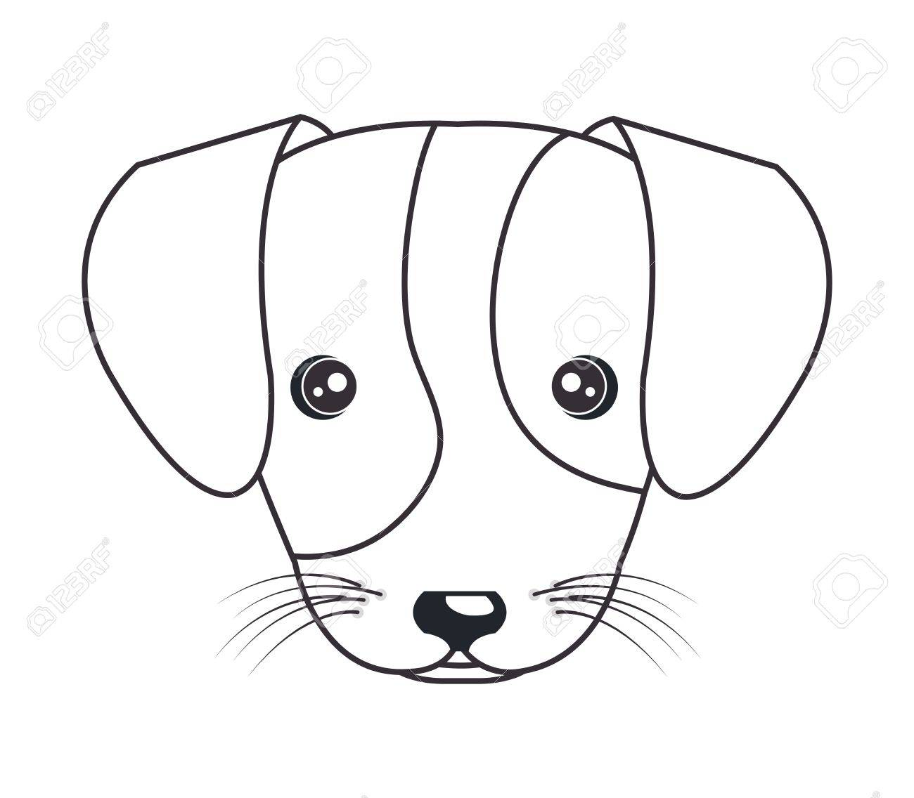 Cute Puppies Drawing At Getdrawings