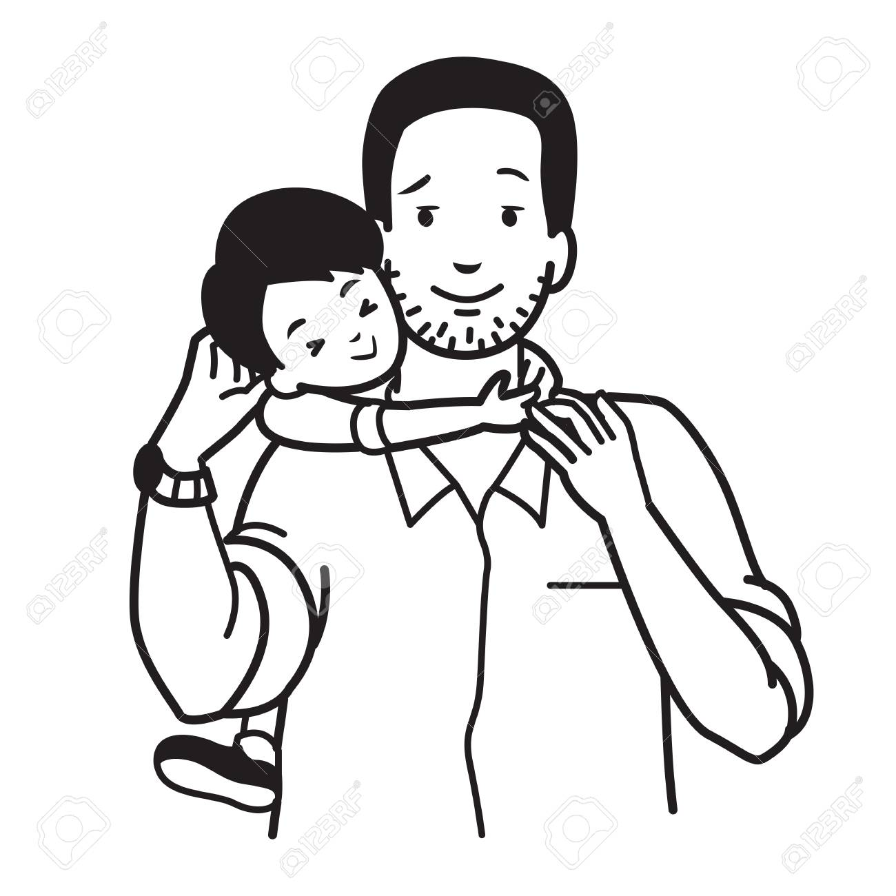 The Best Free Son Drawing Images Download From 618 Free