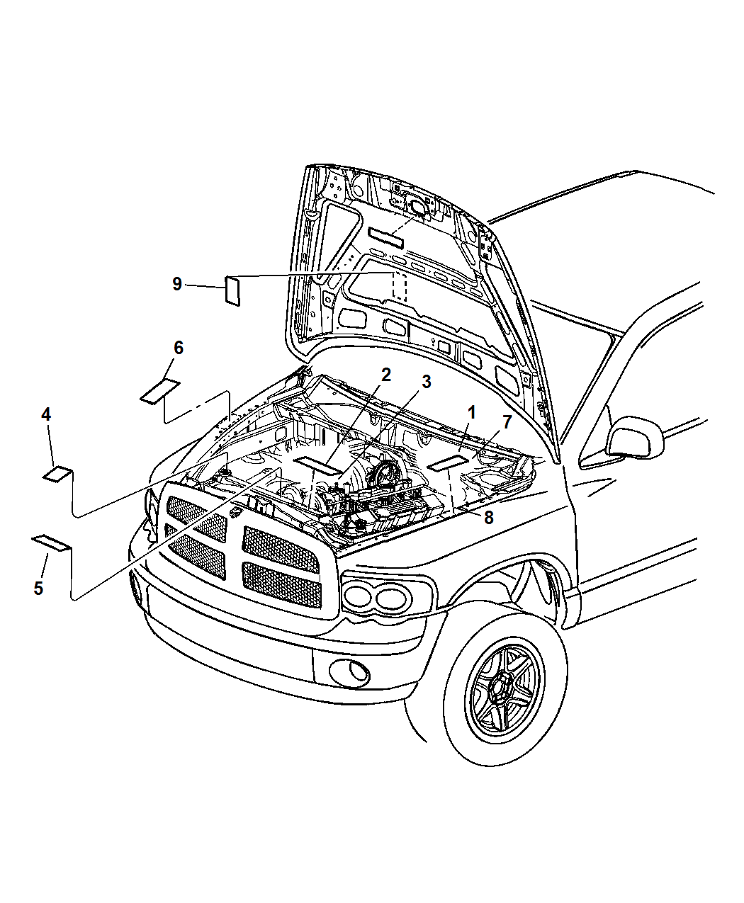 Dodge Ram Drawing At Getdrawings