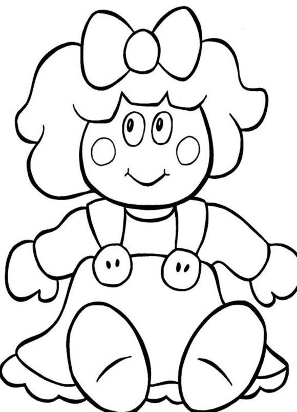 doll pictures to draw bedwalls co