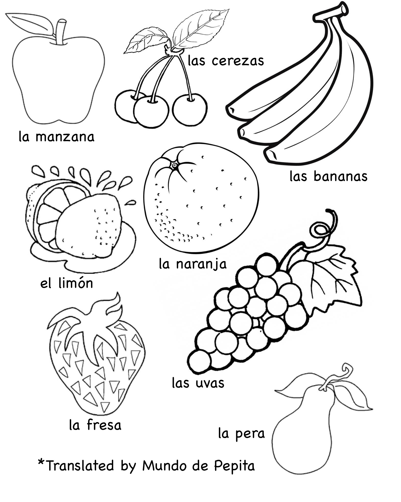 Drawing Pictures Of Fruits And Vegetables At Getdrawings