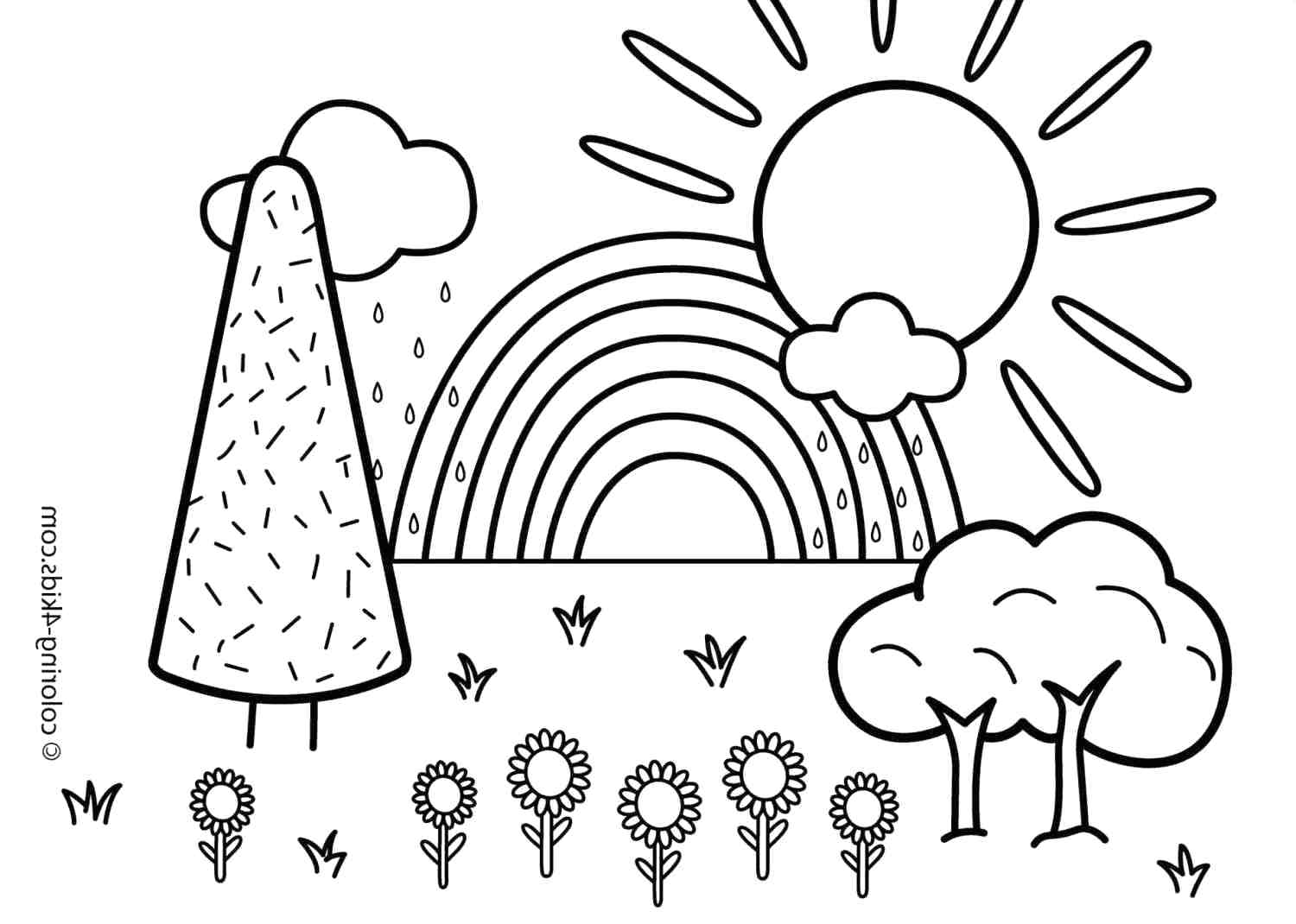 Drawing Worksheets For Kids At Getdrawings