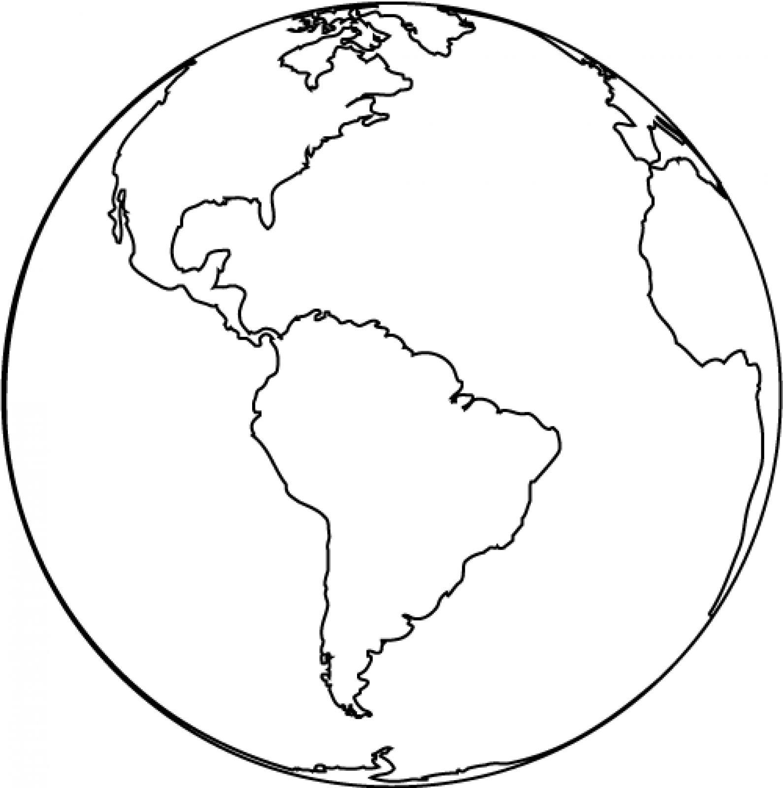 Earth Drawing At Getdrawings