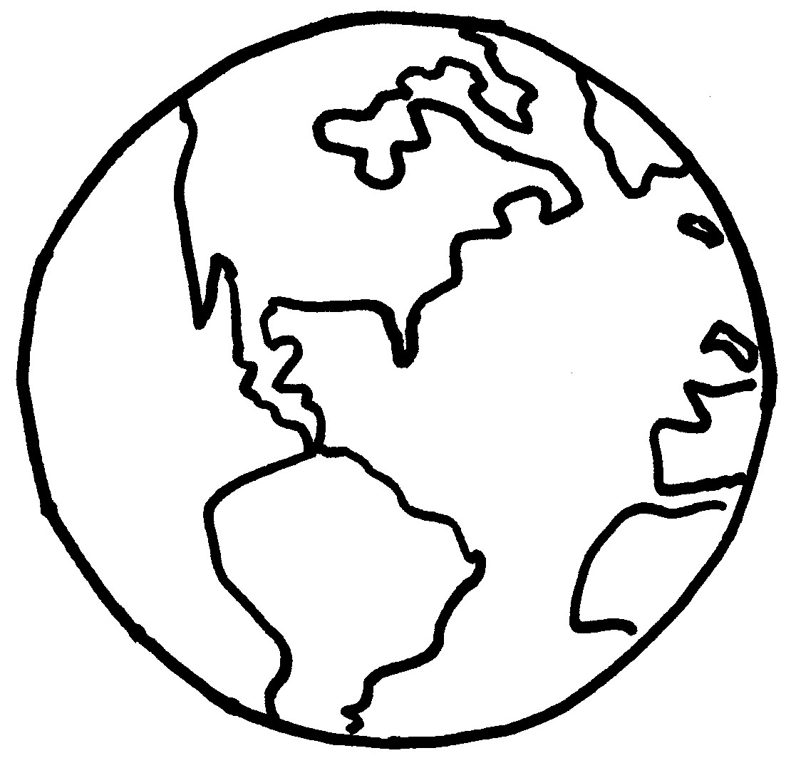 Earth Drawing For Kids At Getdrawings