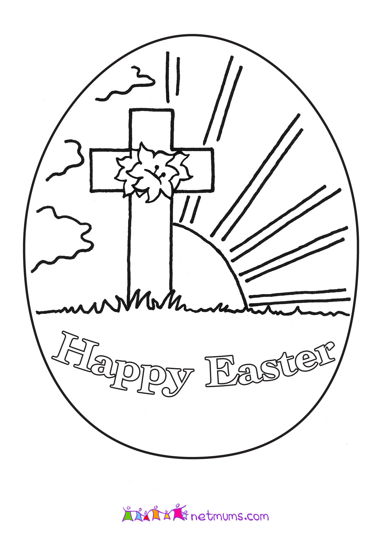 Easter Drawing Activities At Getdrawings
