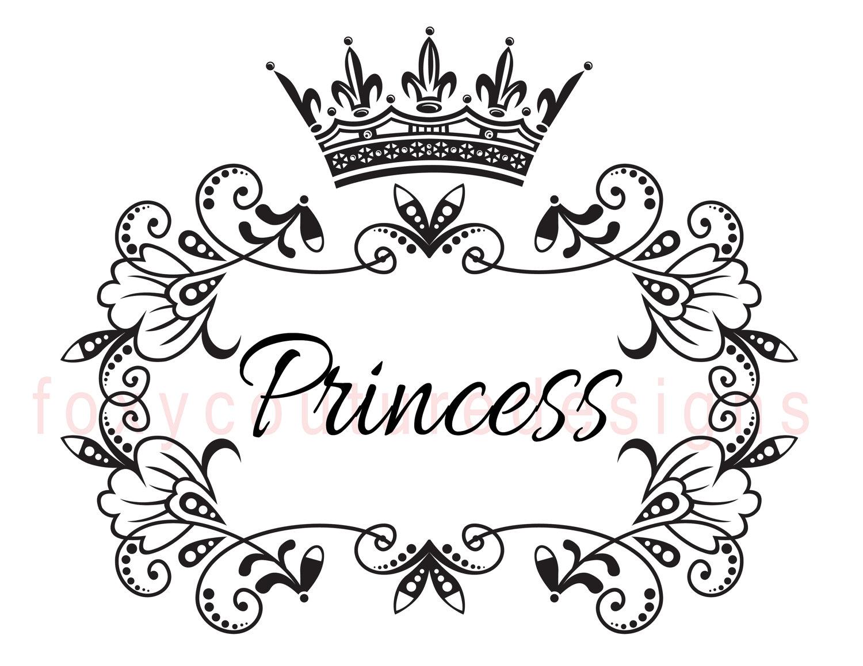 Easy Princess Crown Drawing At Getdrawings