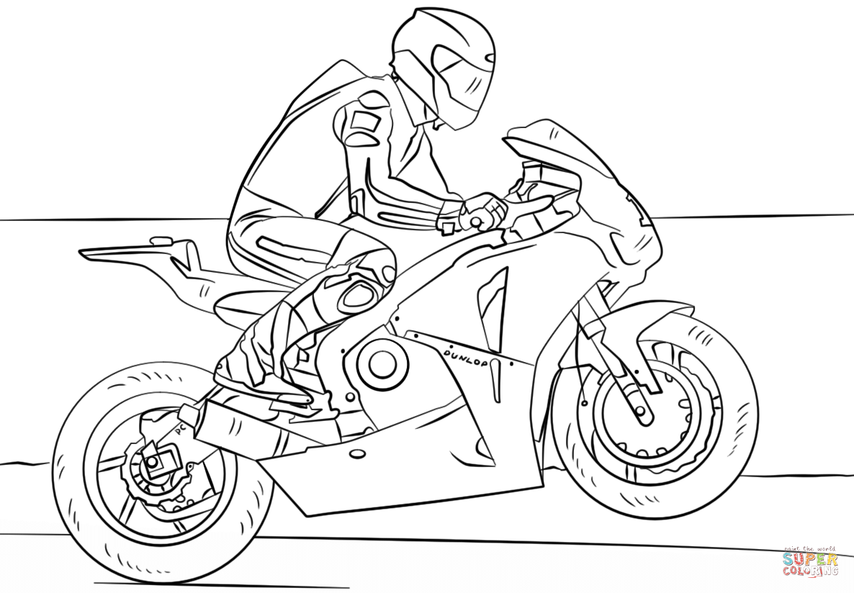 Easy Race Car Drawing At Getdrawings