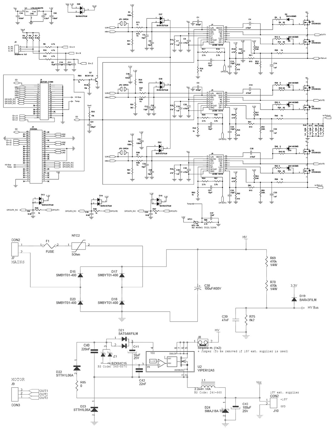 1100x1420 inverter design wiring diagram ponents