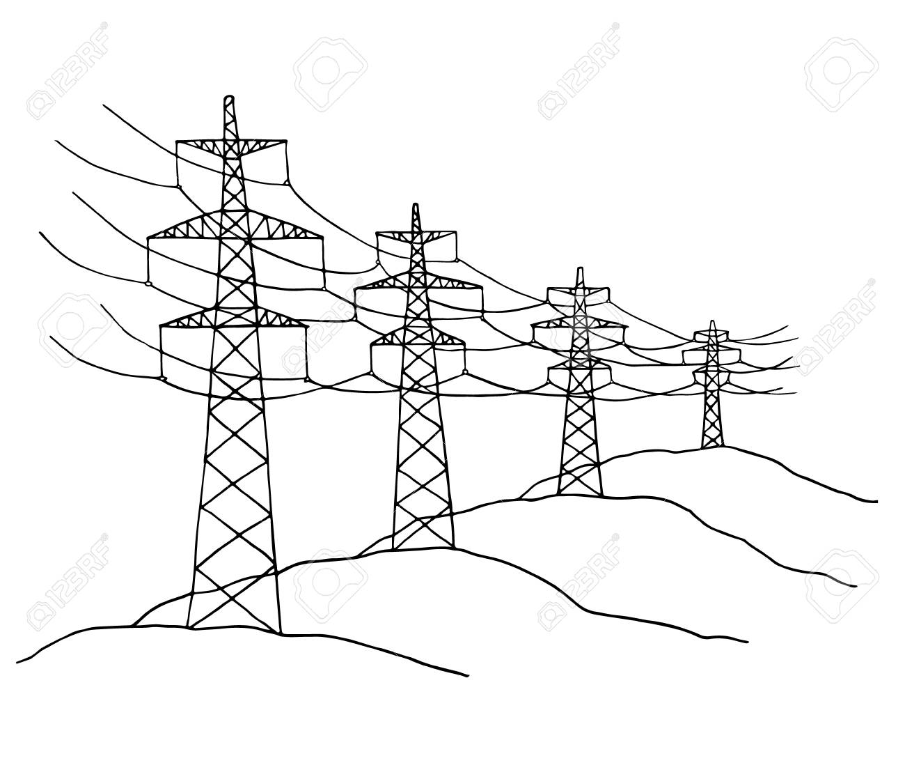 Electrical Energy Drawing At Getdrawings