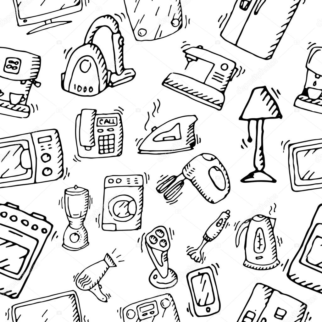 The Best Free Household Drawing Images Download From 75