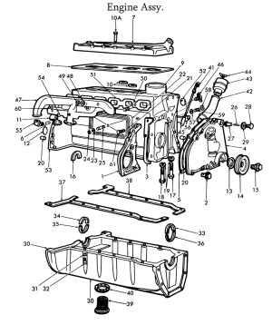 Engine Parts Drawing at GetDrawings | Free for personal use Engine Parts Drawing of your choice
