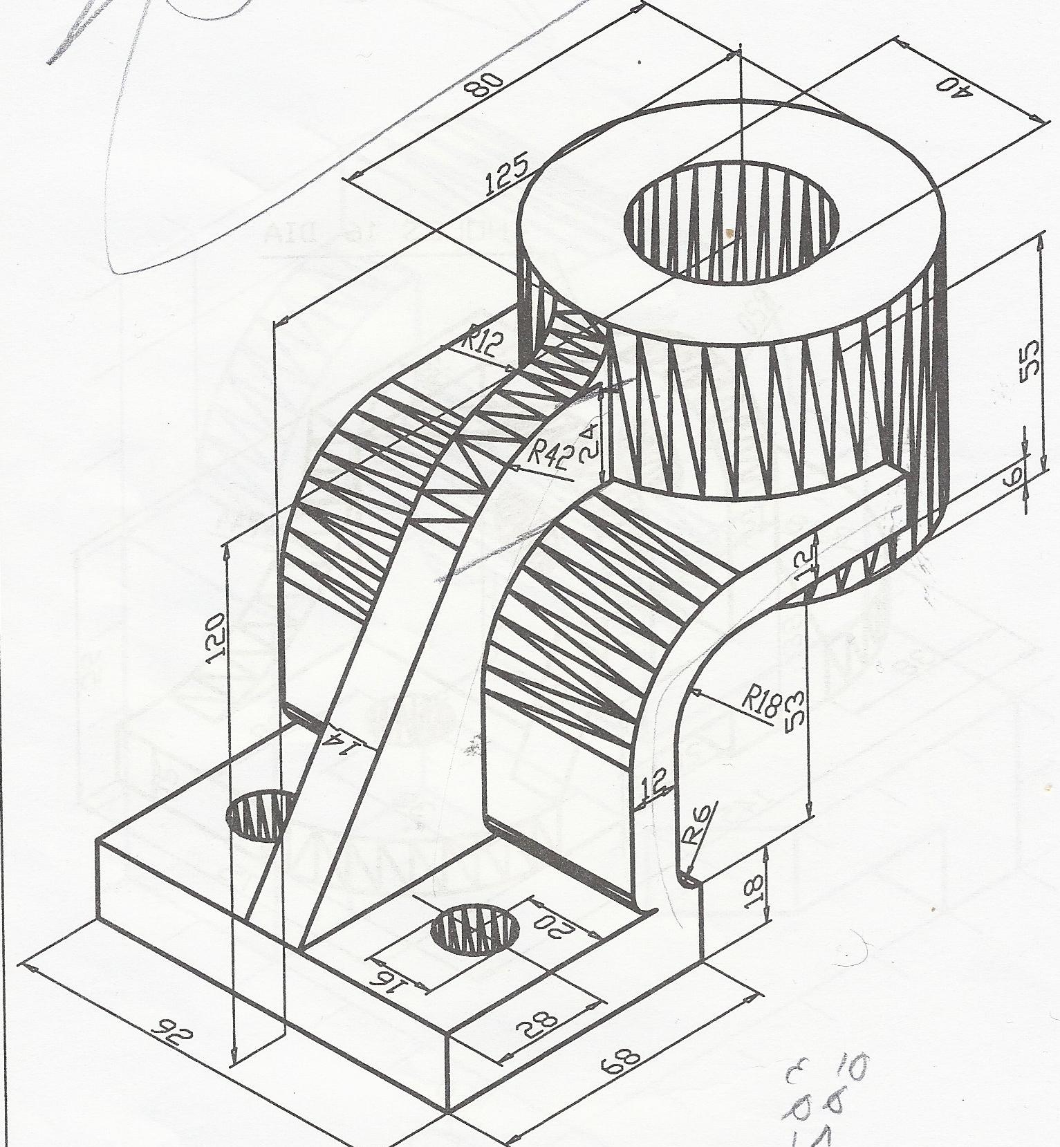 Engineering Drawing At Getdrawings