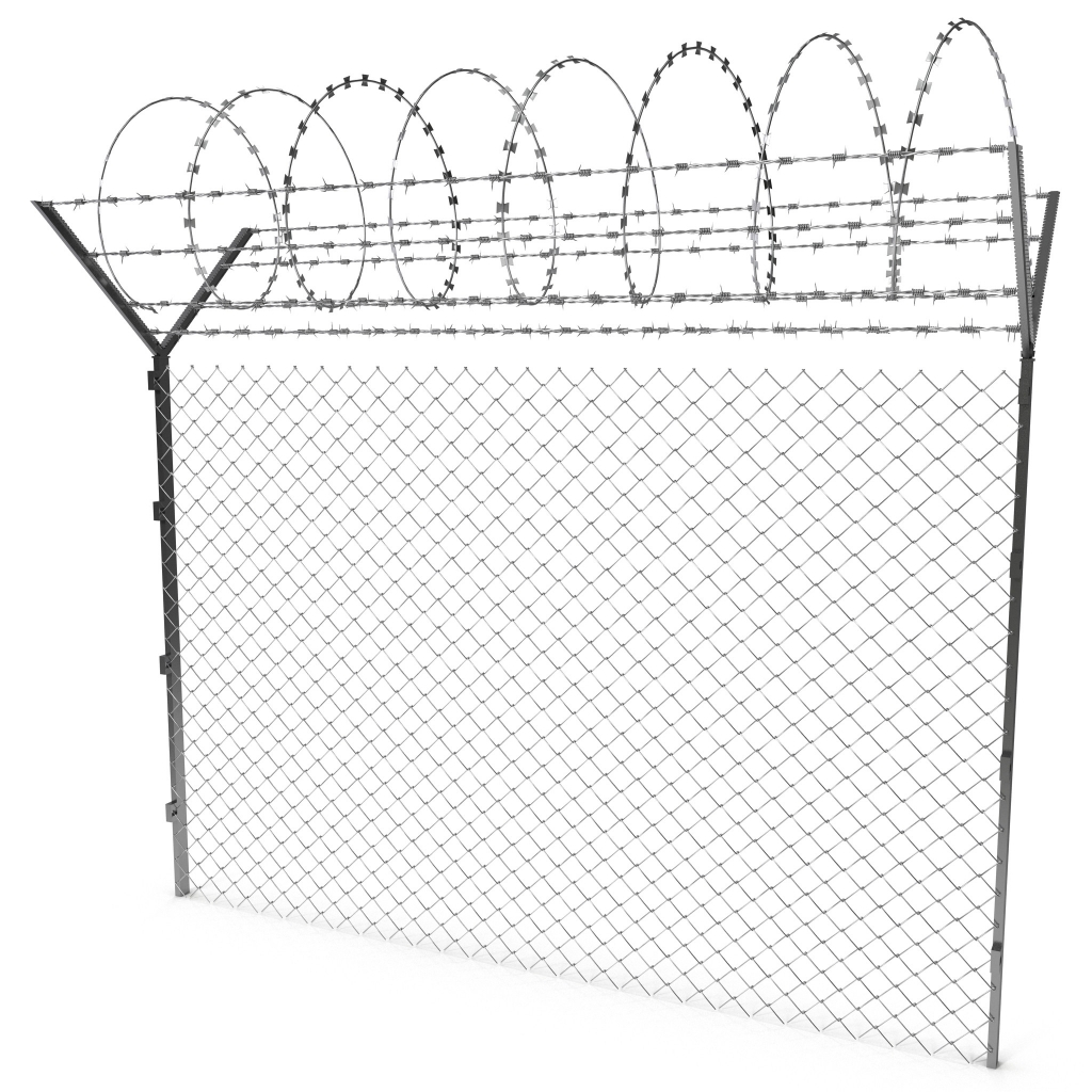 Fence Drawing At Getdrawings