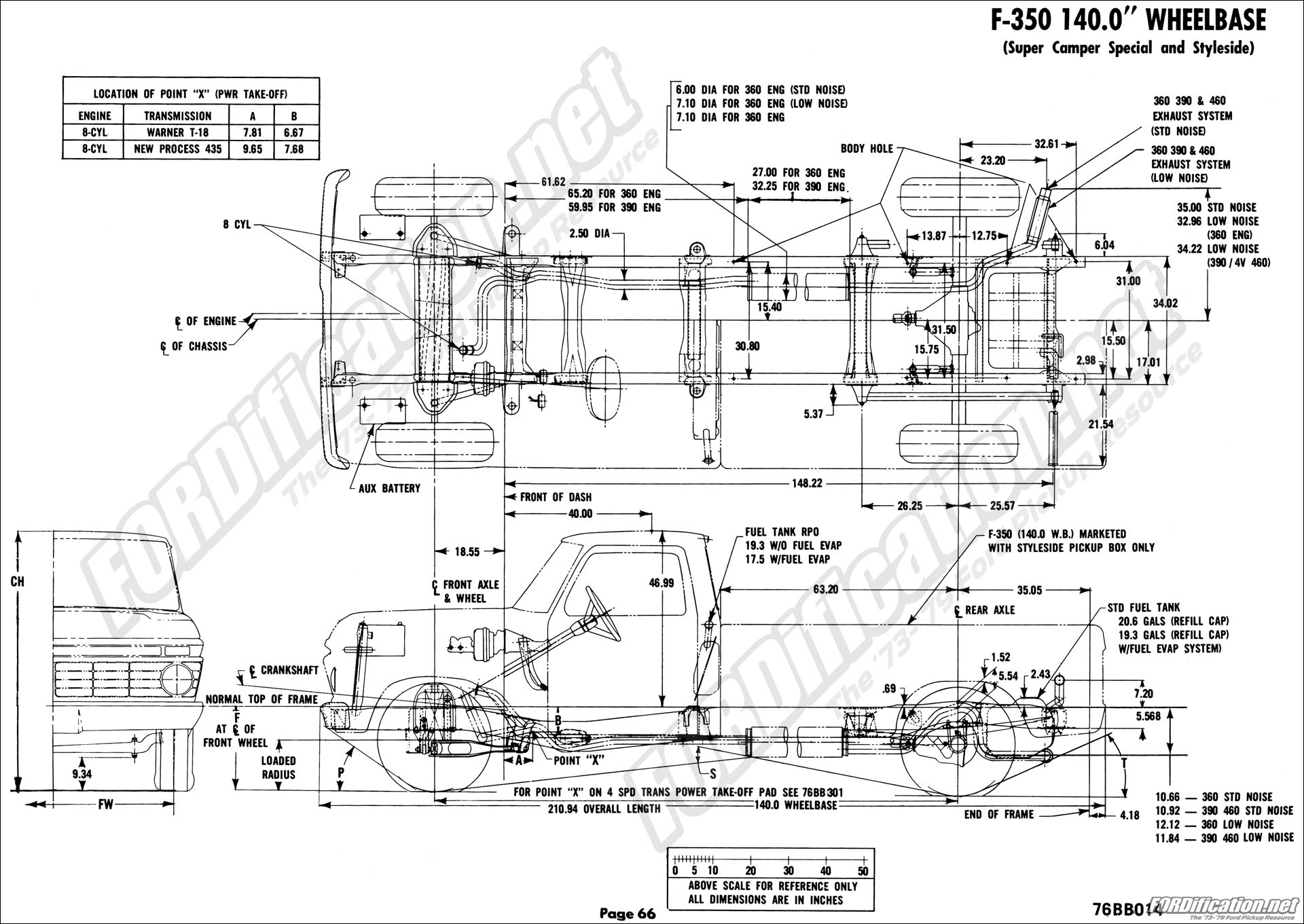 1920x1361 1976 ford body builder 39s layout book