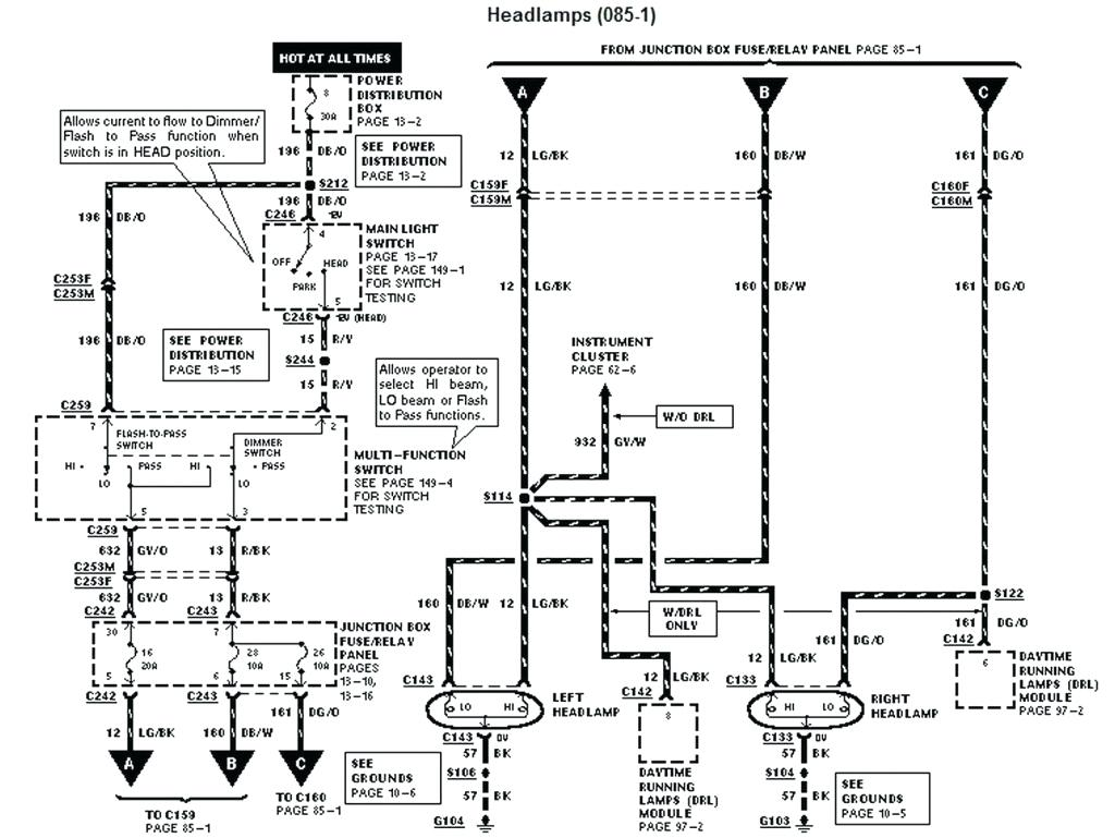 Wiring Diagram For Kenwood Excelon