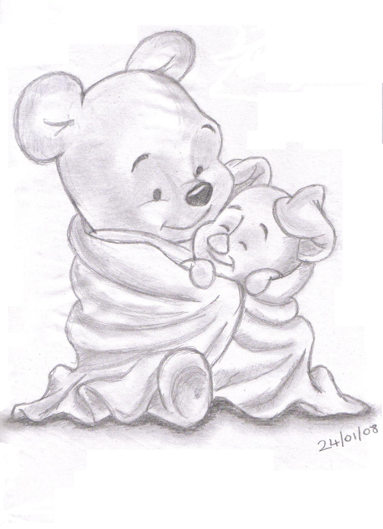 Bff Cute Drawings Of Girls Easy