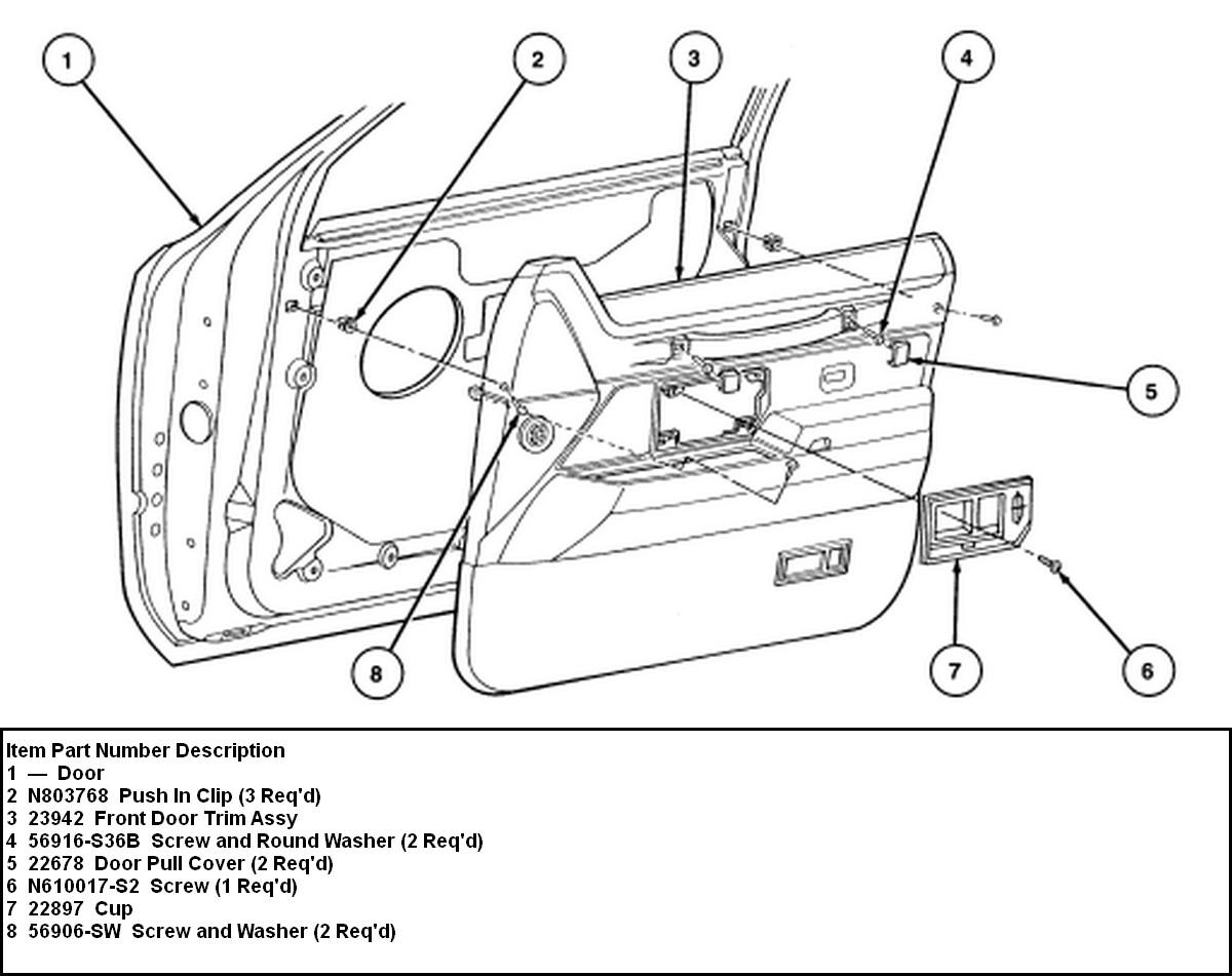 Ford 351w Rear Main Seal
