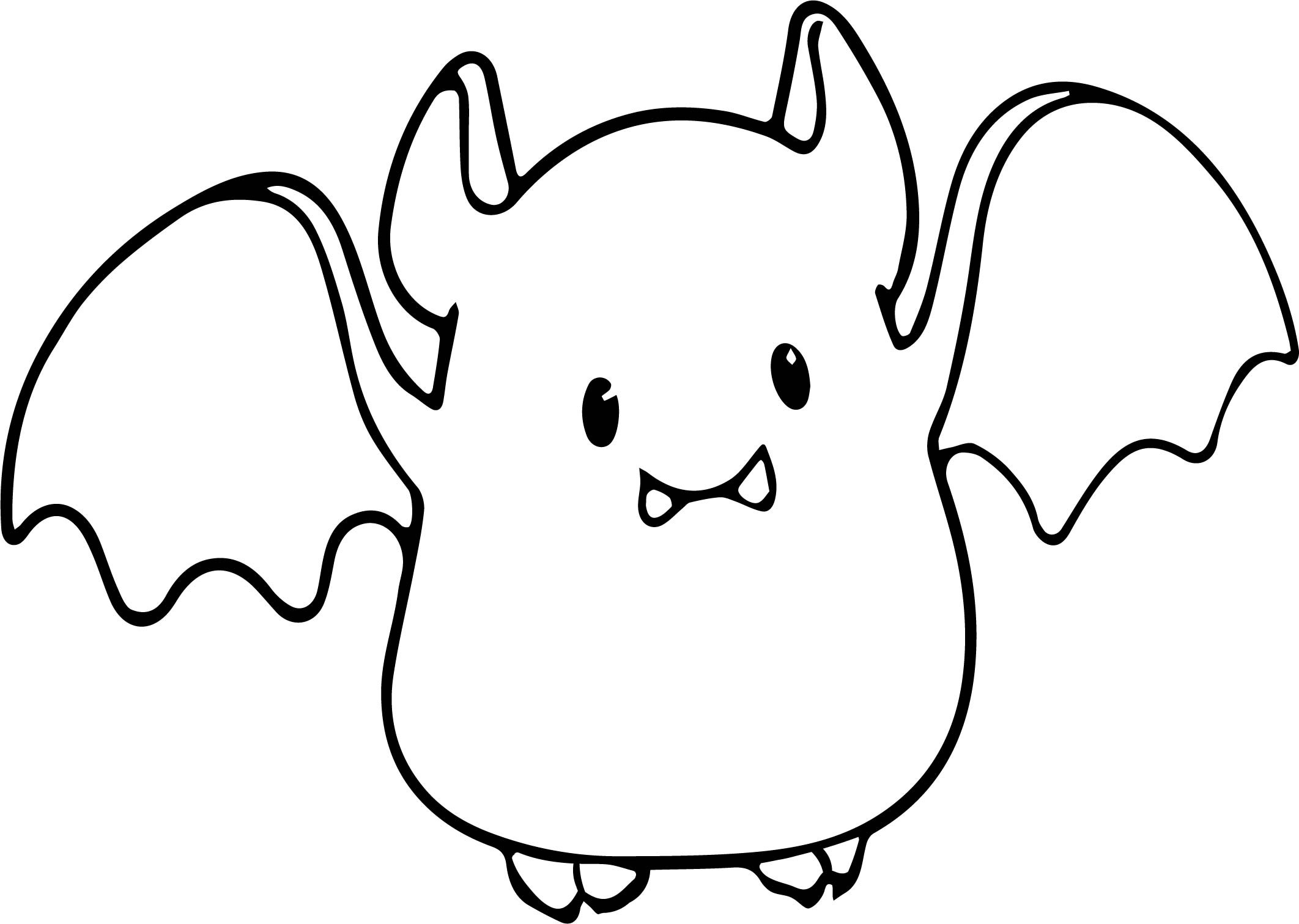 Fruit Bat Drawing At Getdrawings