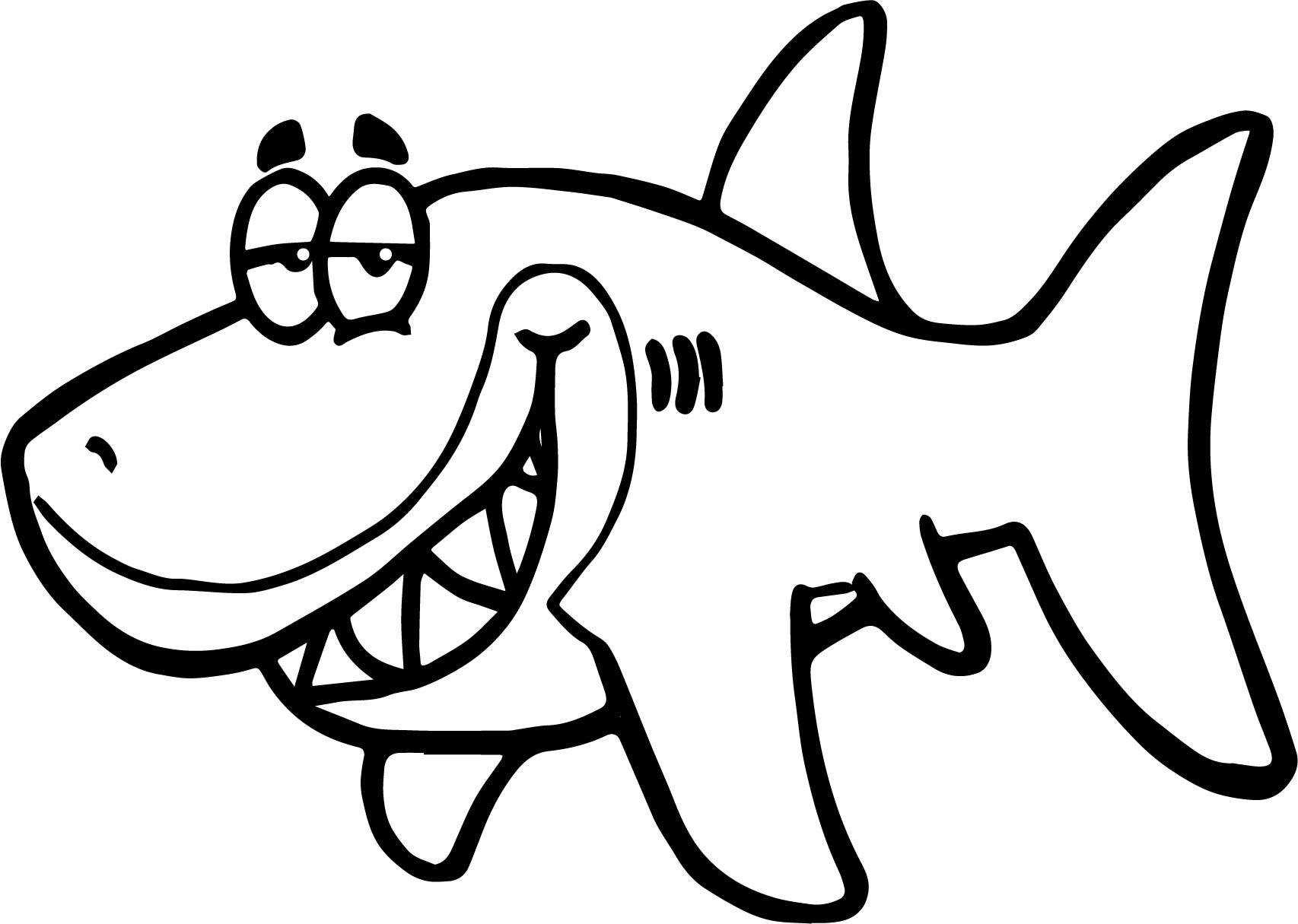 Funny Fish Drawing At Getdrawings