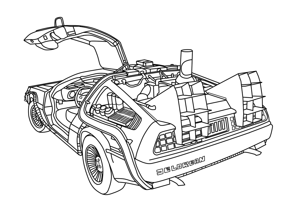 Futuristic cars drawing at getdrawings free for personal use