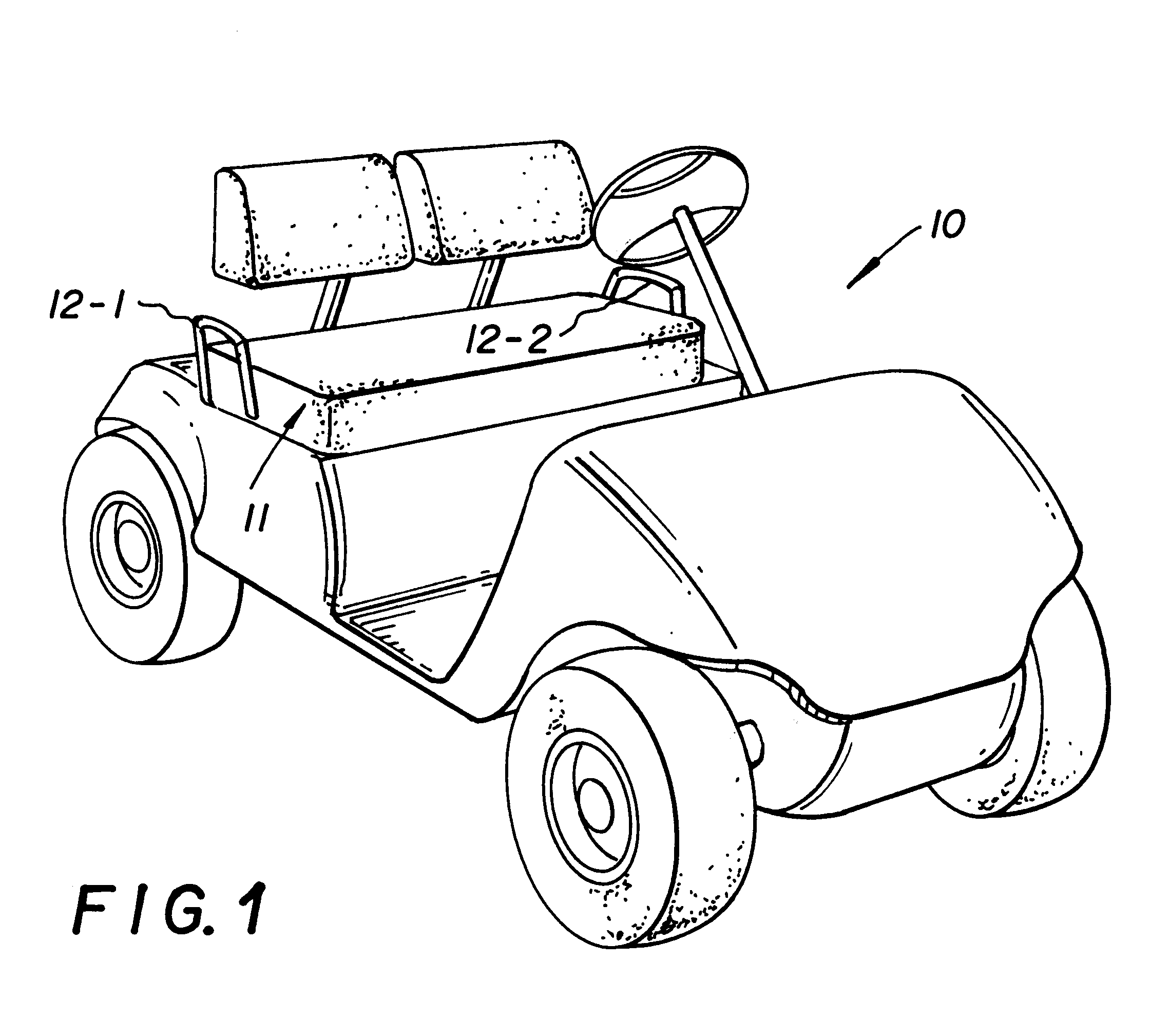 Golf Cart Drawing At Getdrawings