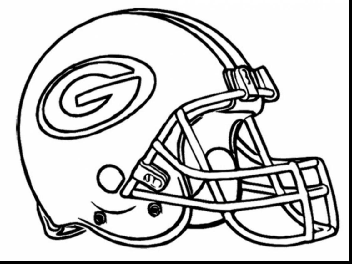 Green Bay Packers Helmet Drawing At Getdrawings
