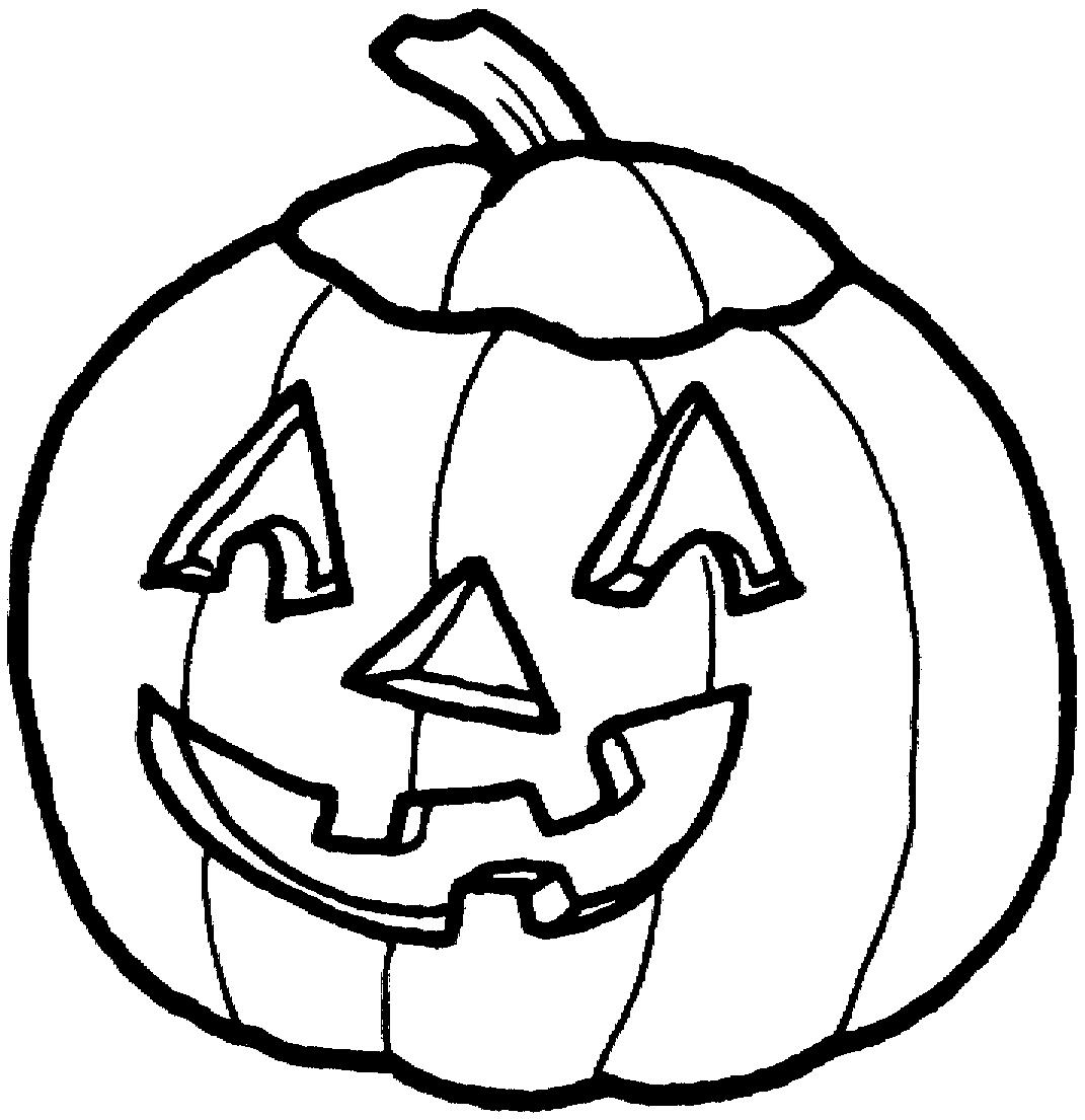 Halloween Pumpkin Drawing At Getdrawings