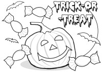 halloween posters to print and colour