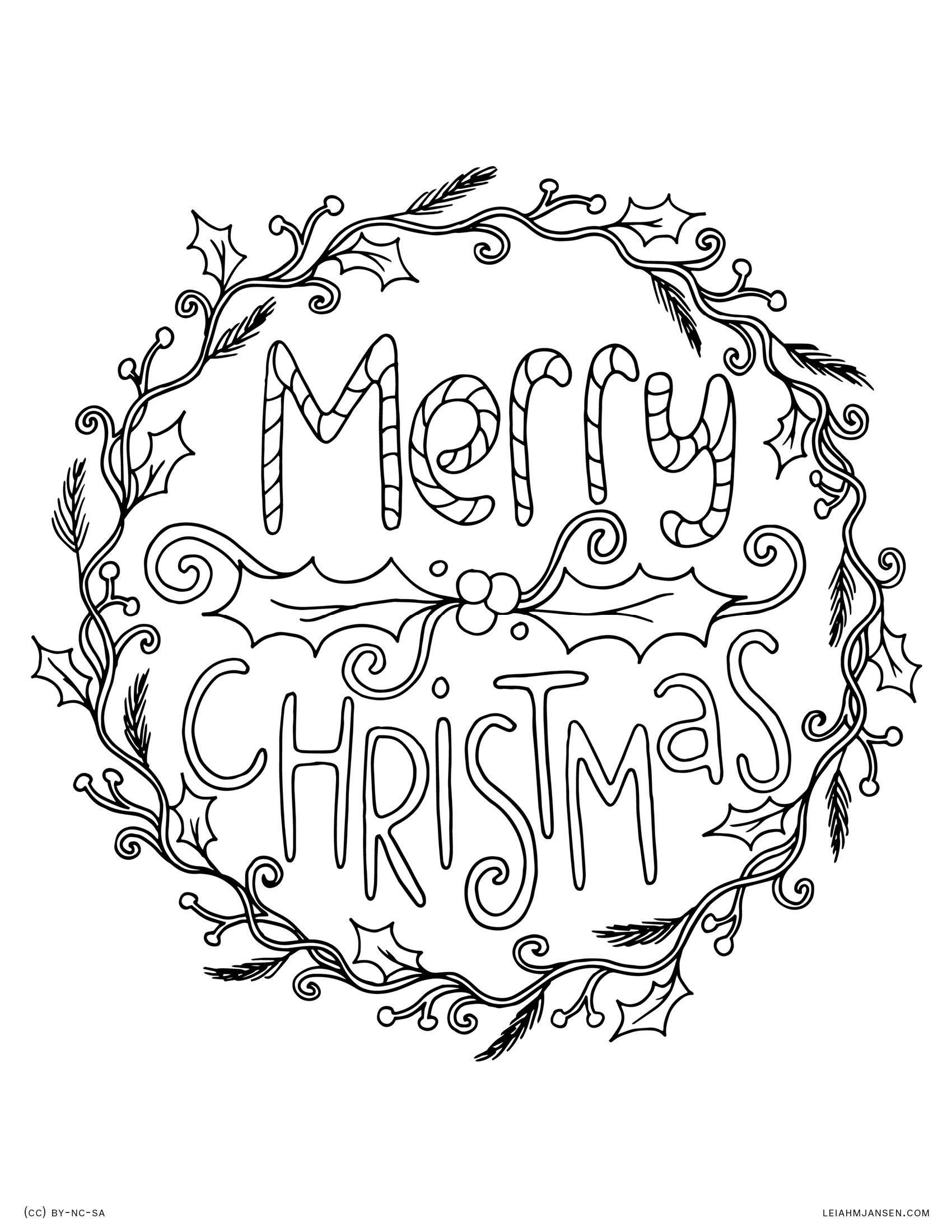 Happy Holidays Drawing At Getdrawings