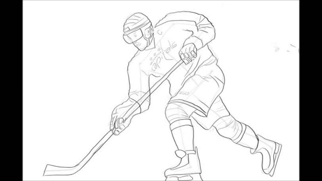 Hockey drawing at getdrawings free for personal use hockey hockey drawing 26 hockey drawing