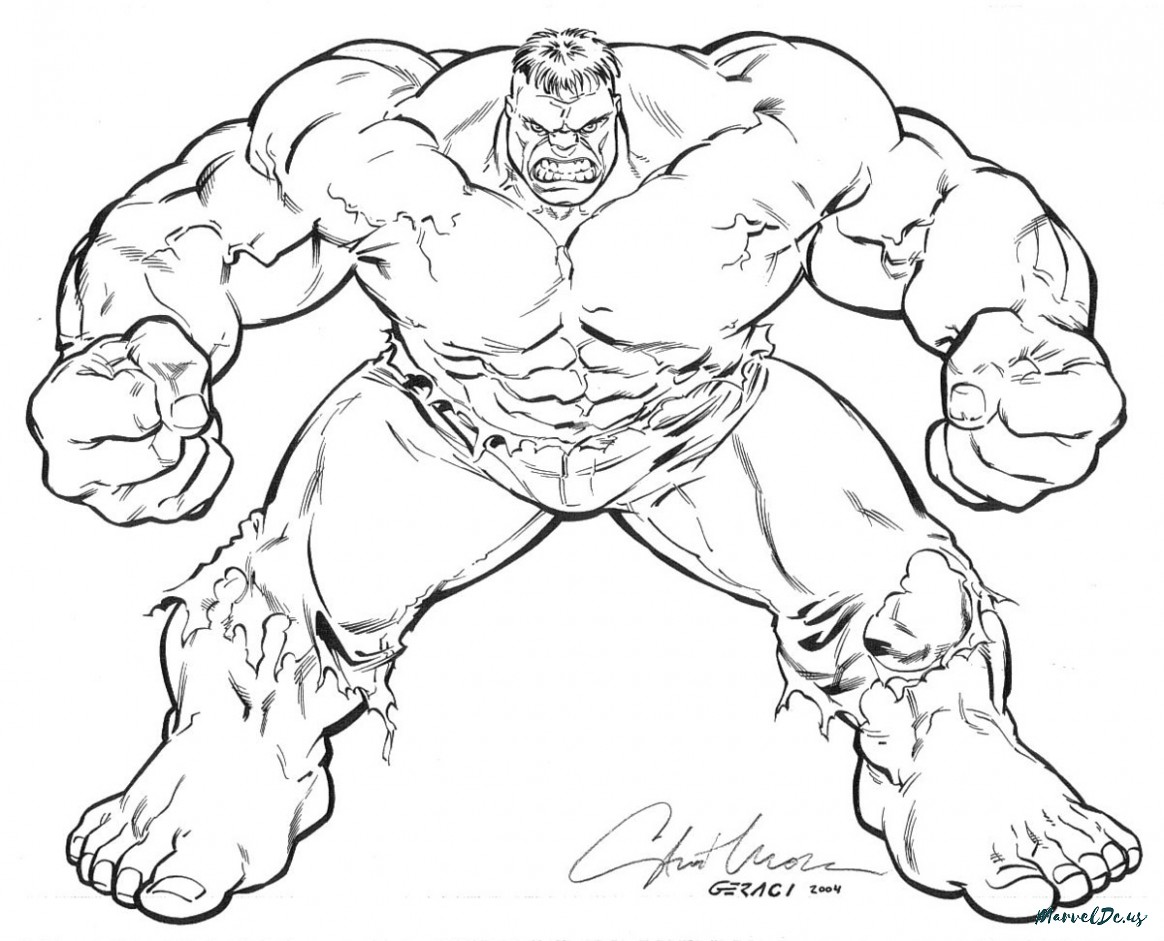 List of Hulk Cartoon Coloring Pict - Best Pictures
