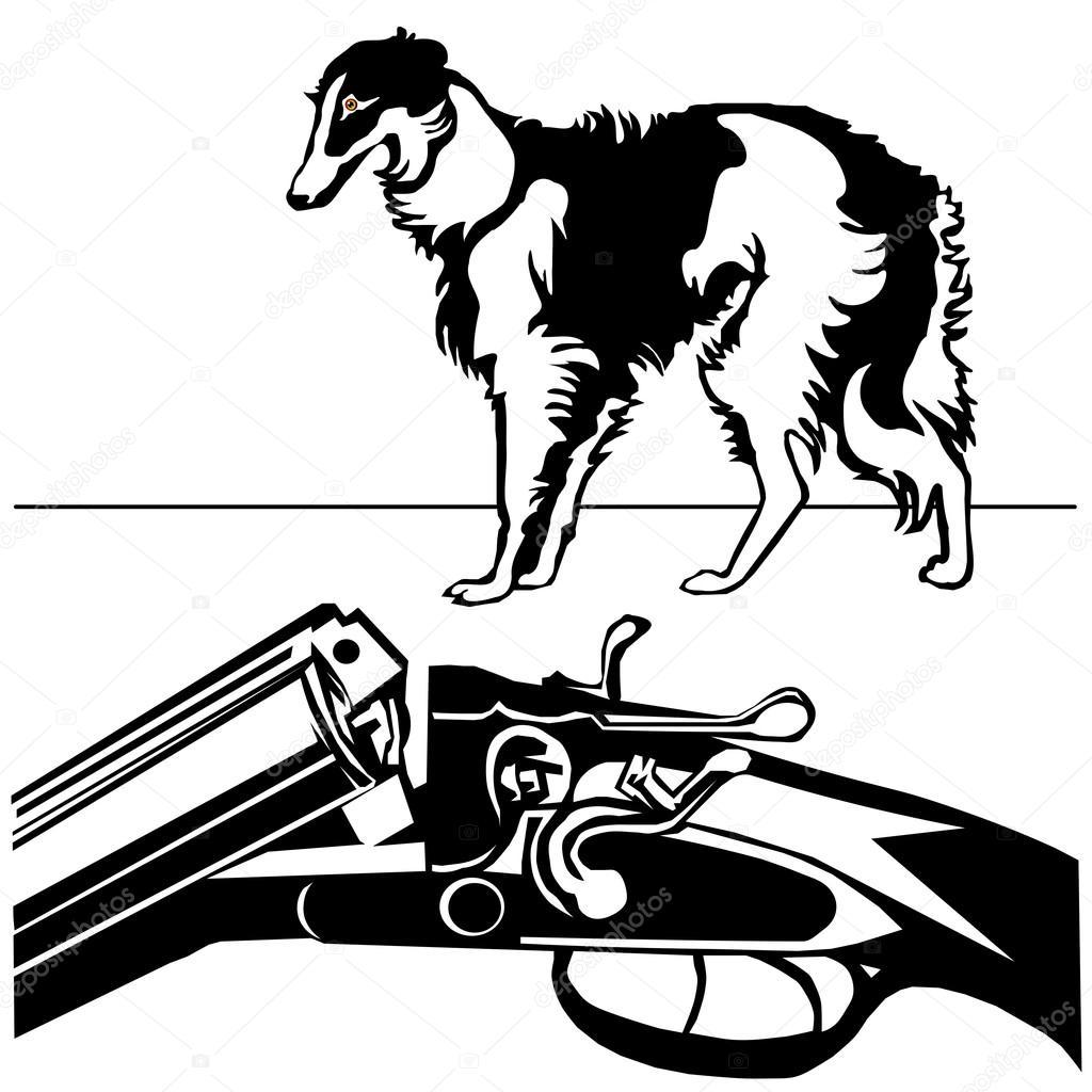 Hunting Rifle Drawing At Getdrawings