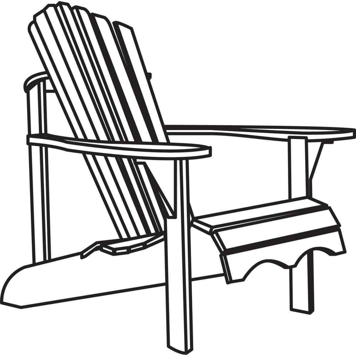 Isometric Drawing Of A Chair At Getdrawings