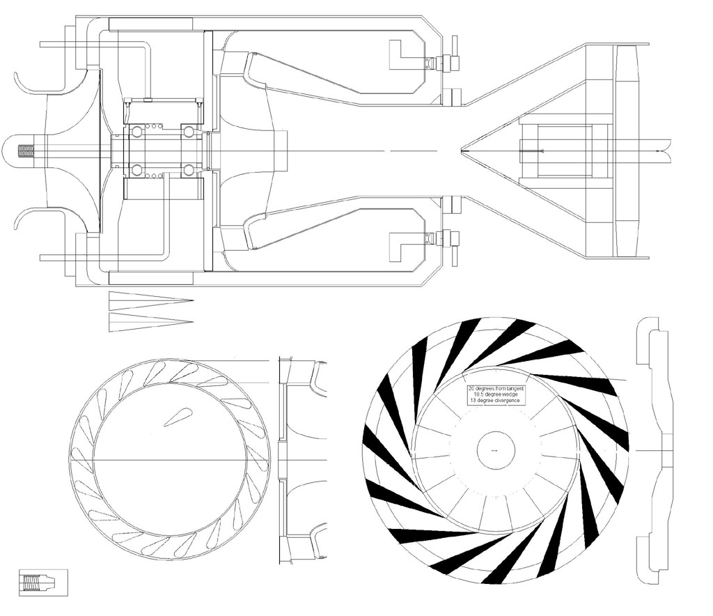 Jet Engine Drawing At Getdrawings