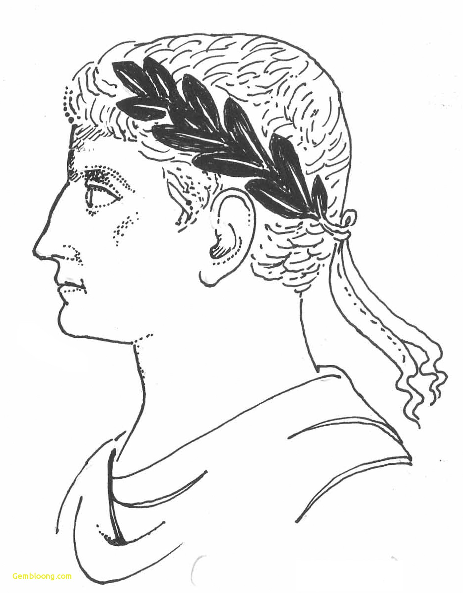Julius Caesar Drawing At Getdrawings