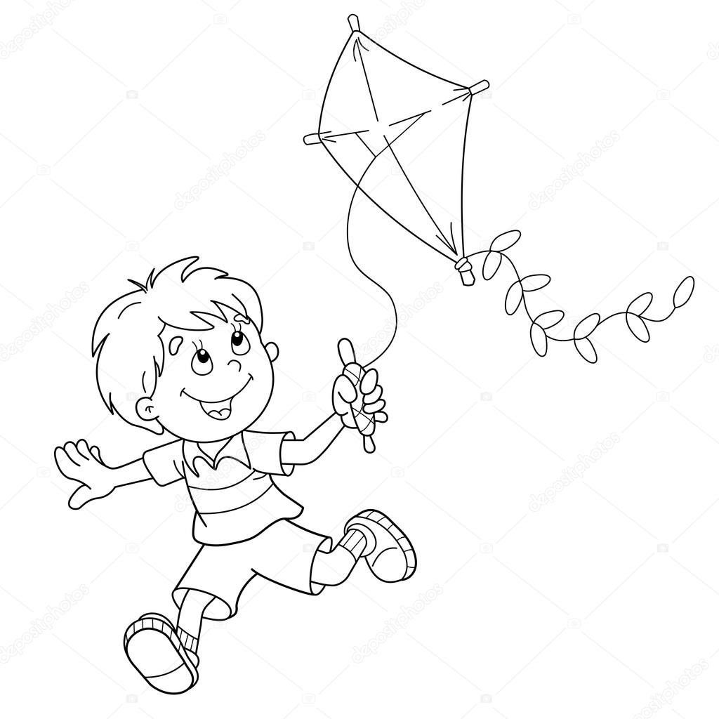 Kite Images For Drawing At Getdrawings