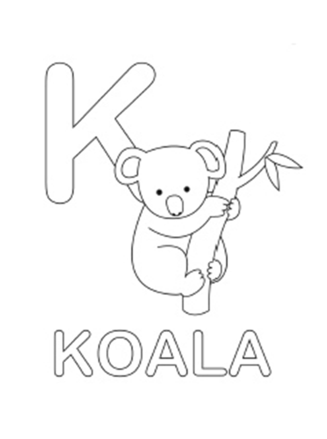 The Best Free Koala Drawing Images Download From 691 Free