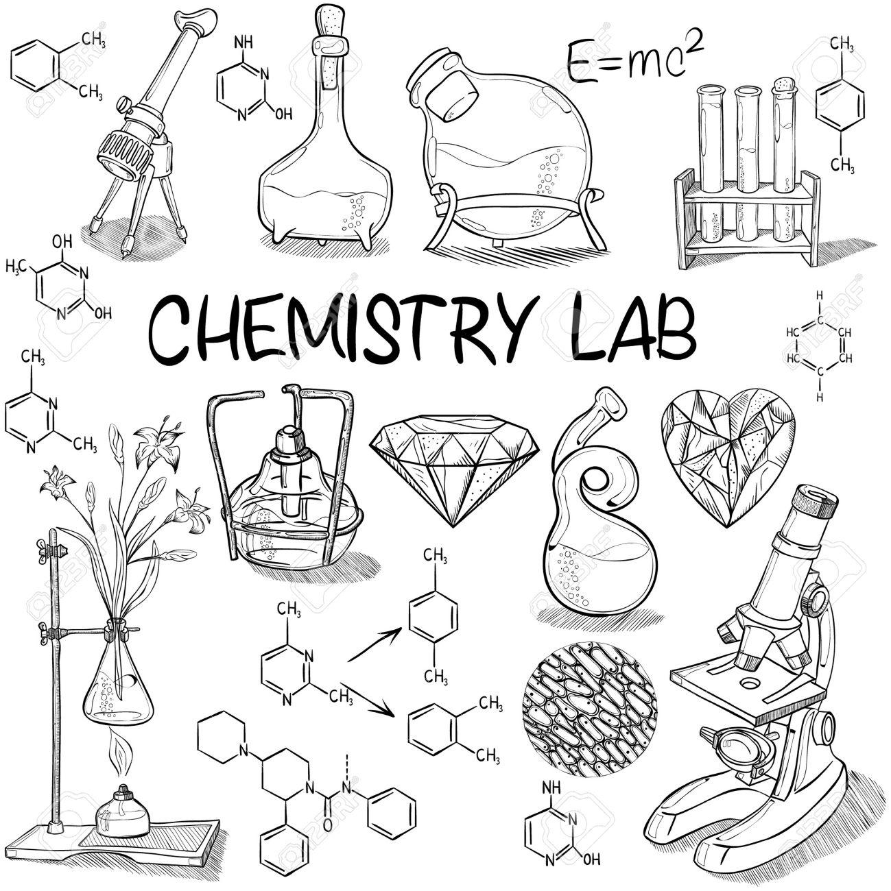 Laboratory Drawing At Getdrawings
