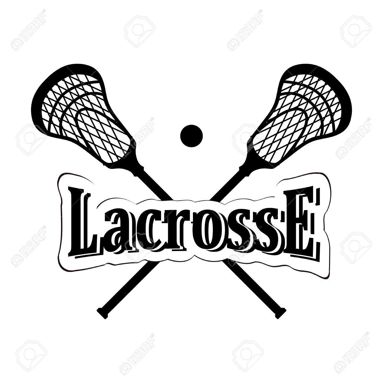 Lacrosse Stick Drawing At Getdrawings