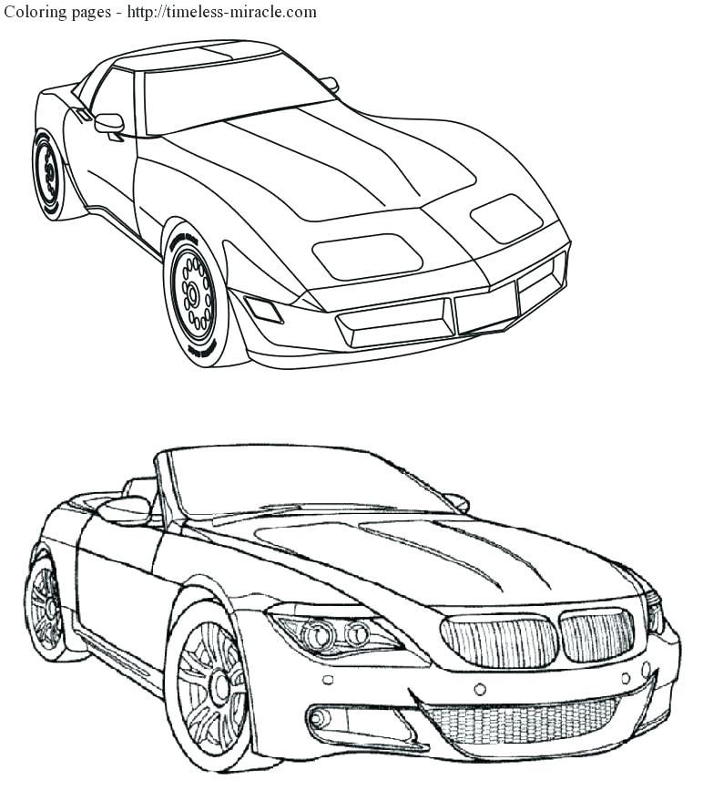 N How To Draw A Lamborghini - Gsiders.co